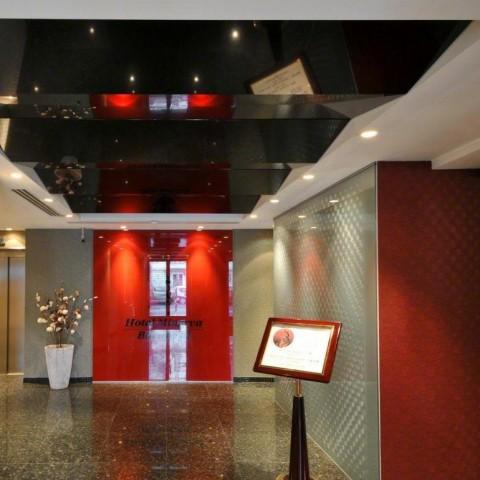 Tavan Extensibil Laque - Hotel Minerva